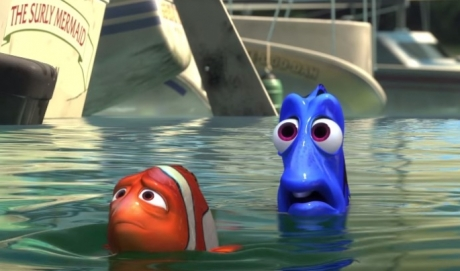 finding dory 5